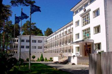 Отдых в Эстонии Санаторий Narva-Joesuu
