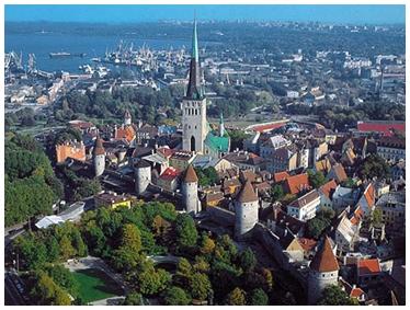 города эстонии пярну