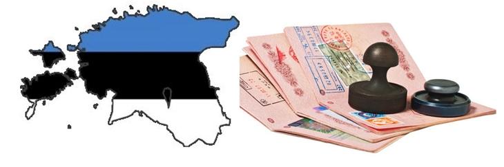 Эстония: визы и анкеты