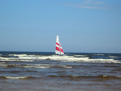 Юрмала - Автомобильный тур по Литве, Латвии и Эстонии
