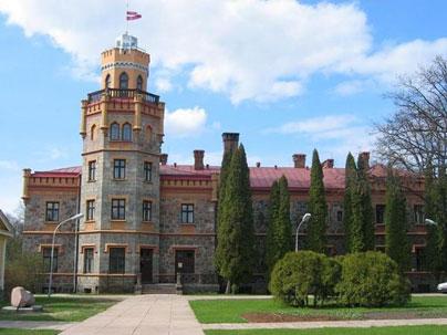 Сигулда - Автомобильный тур по Литве, Латвии и Эстонии