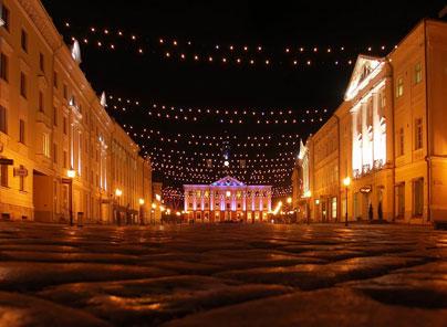 Тарту - Автомобильный тур по Литве, Латвии и Эстонии
