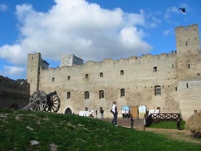 Раквере - Автомобильный тур по Литве, Латвии и Эстонии