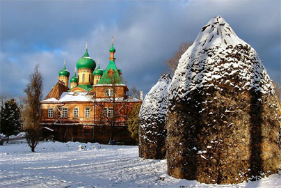 Куремяэ - Автомобильный тур по Литве, Латвии и Эстонии