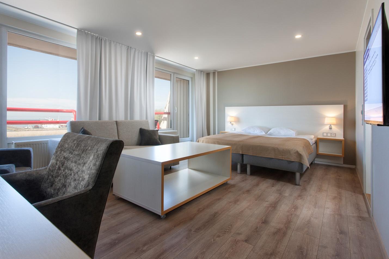 Обновленные номера спа-комплекса Pirita Spa Hotel