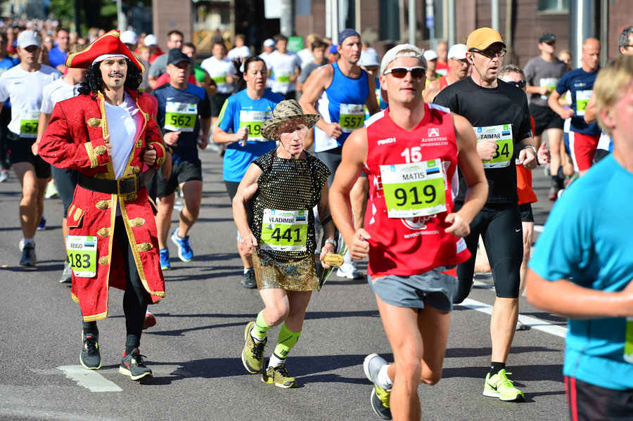 Таллинский марафон SEB