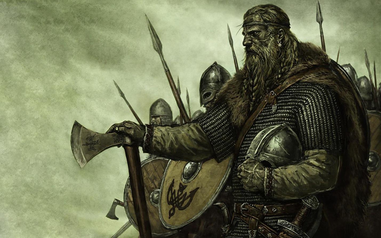 Викинги в городе!
