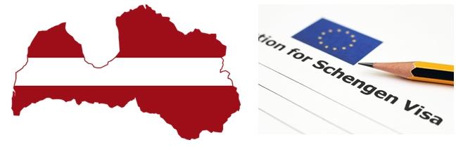 Латвия: визы и анкеты