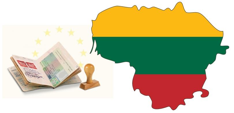 Литва: визы и анкеты